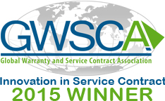 Innovation in Service Contract Award from GWSCA