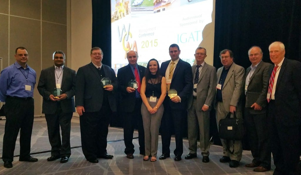 GWSCA Press Release Awards