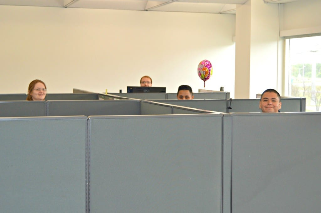 Our Cubicle Gang Blog