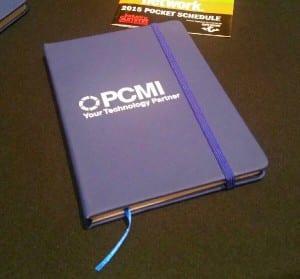 PCMI's Show Pads