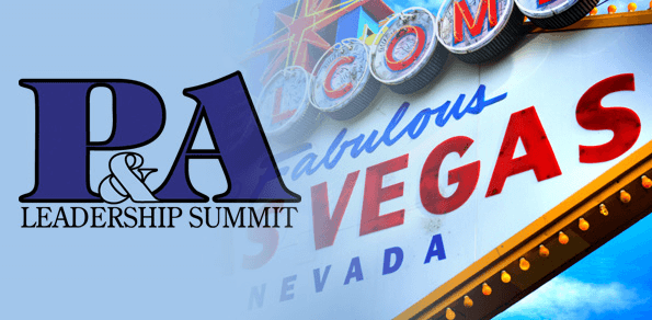 P&A Leadership Summit Vegas
