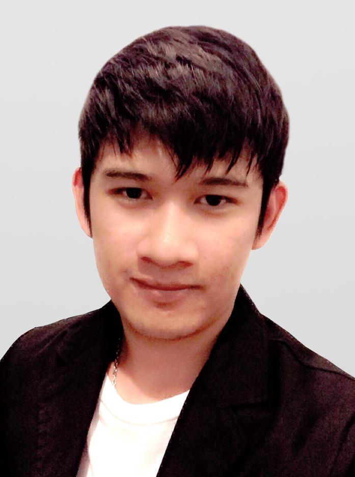 New Software Developer - Chinnawat Ngamson