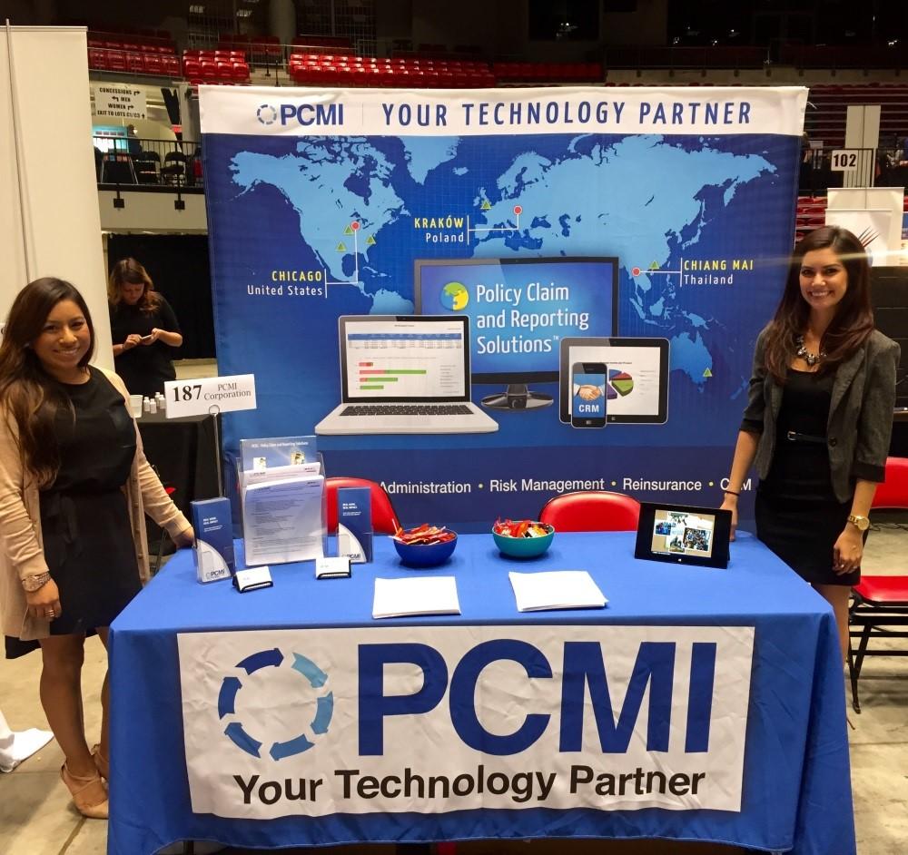 PCMI attends Northern Illinois University Job Fair