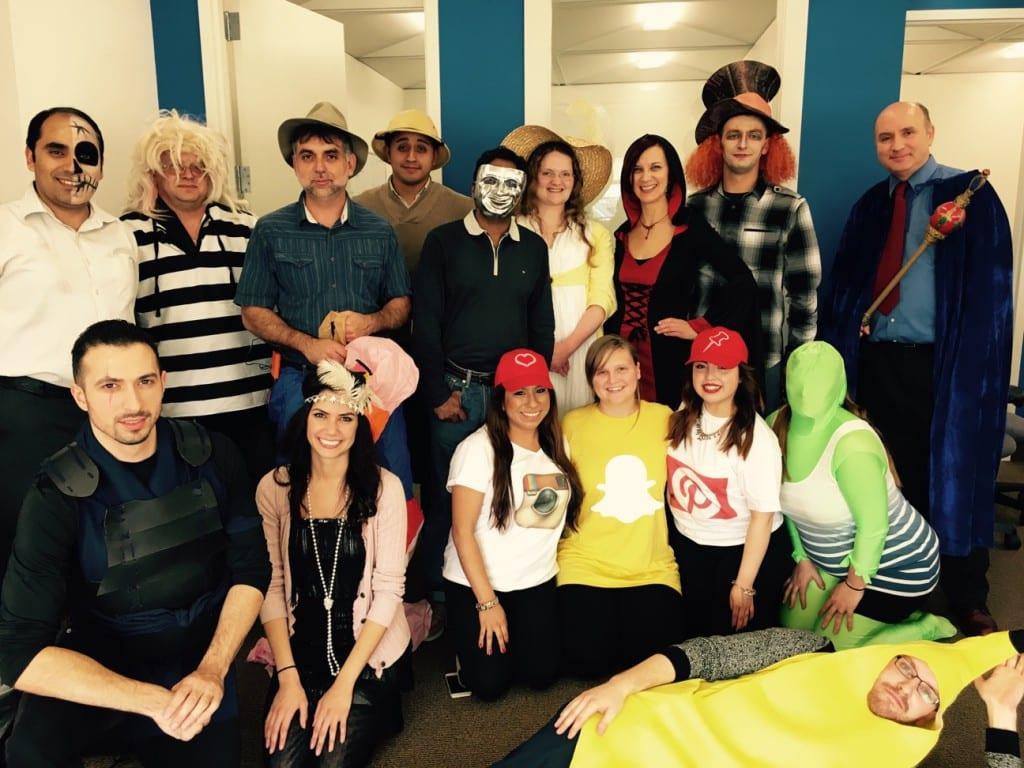 PCMI's Halloween Party 2015