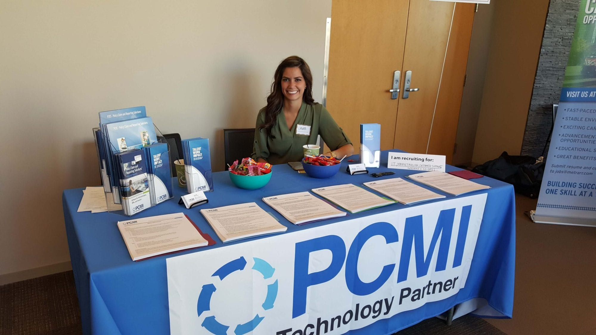 PCMI Attends Loyola Career Fair