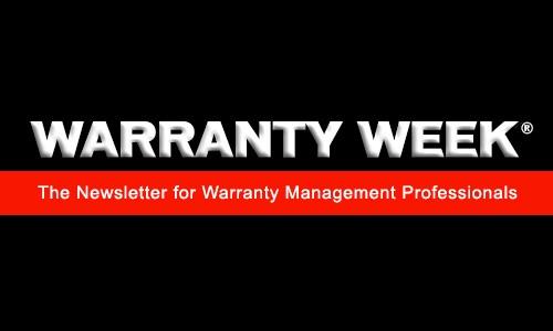 warranty week logo