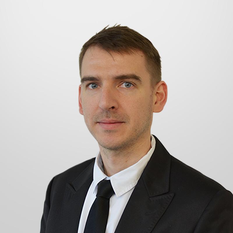 New Software Developer - Greg Packanik