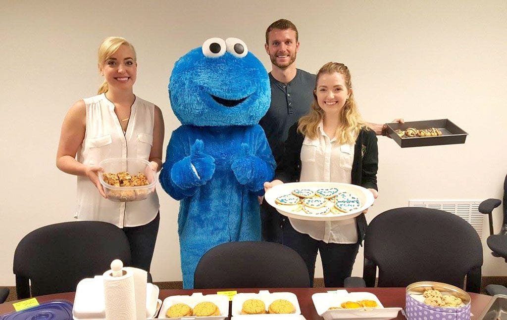 PCMI Chicago 2nd Annual Cookie Bake-Off