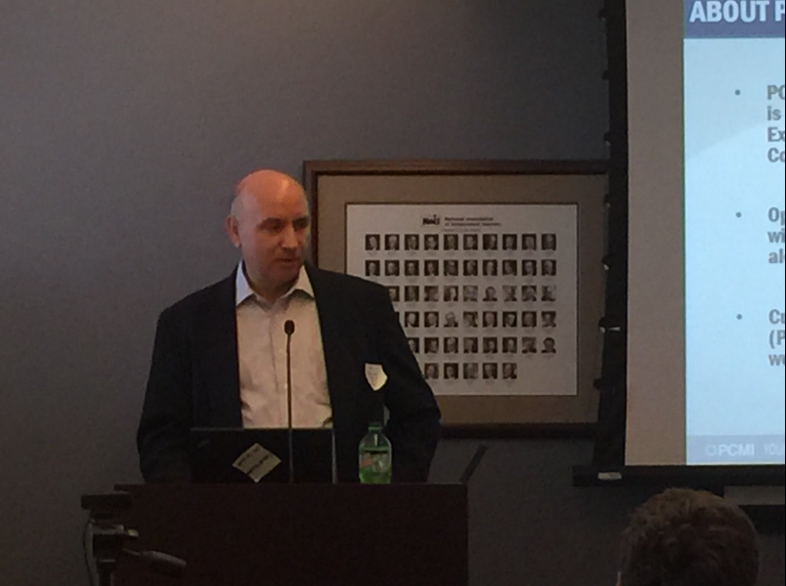 Mark Nagelvoort Speaks at Property Casualty Insurers' (PCI) Service Contract Reimbursement Committee Meeting