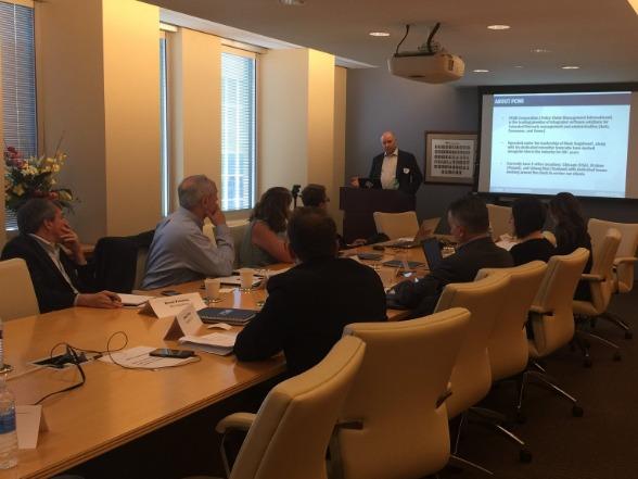 Mark Nagelvoort Speaks at PCI