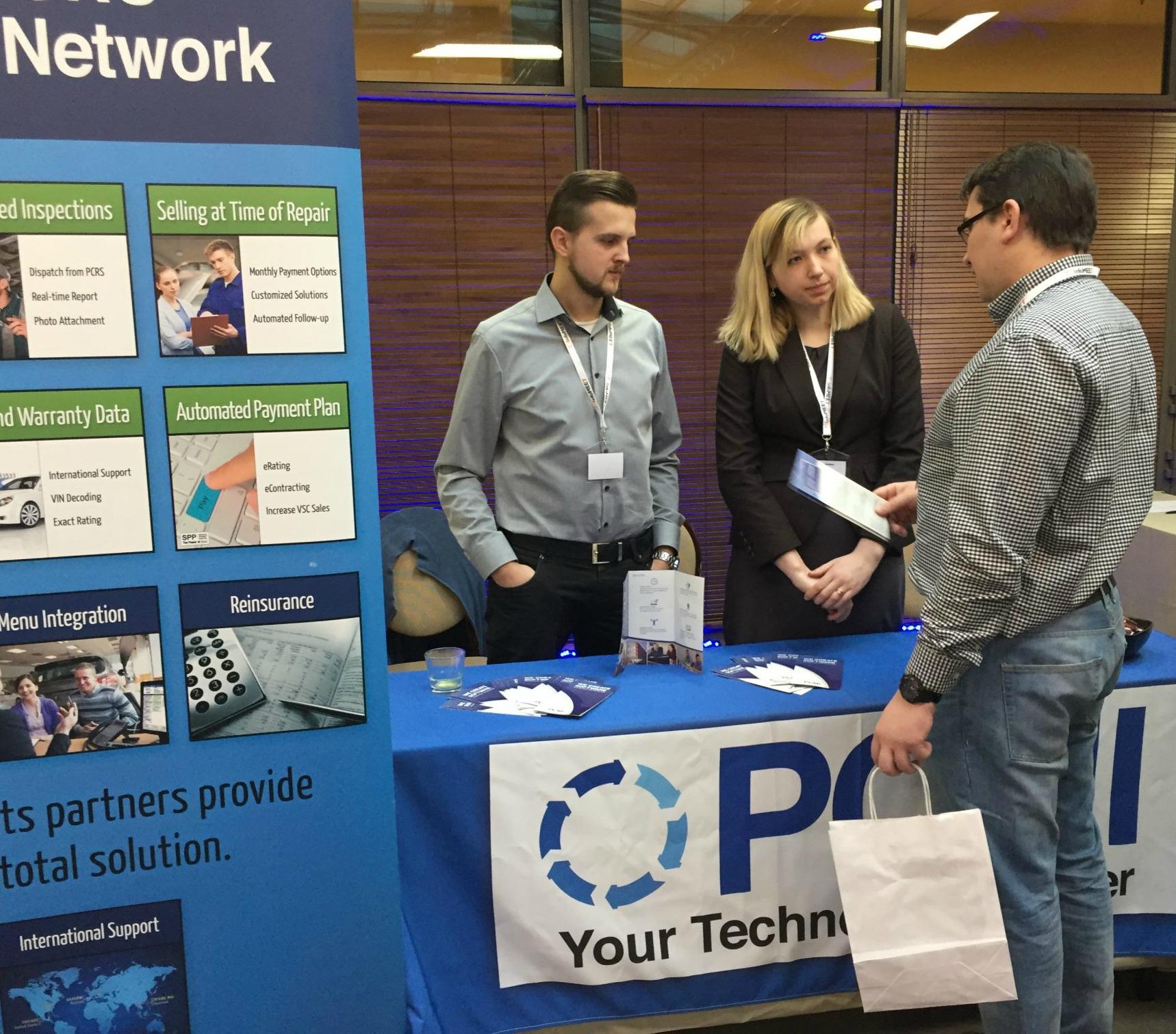 PCMI Poland Participates in InfoMeet