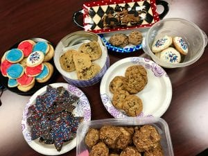 Cookie Bake-Off [3rd Annual] Entries