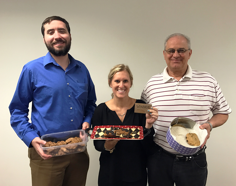 Cookie Bake-Off [3rd Annual] Winners