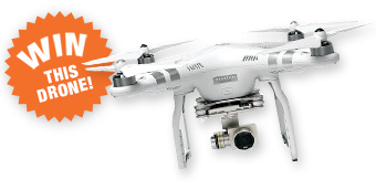 Win this Drone