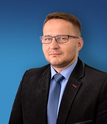 Martin Sitarz – President of PCMI Sp z o.o.