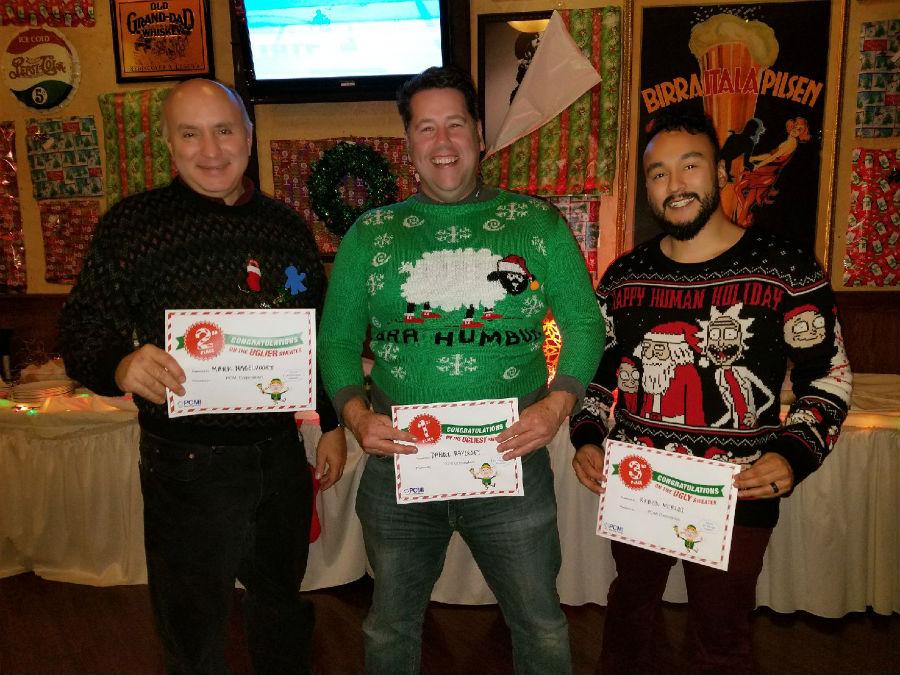 Ugly Christmas Sweater Winners Blog