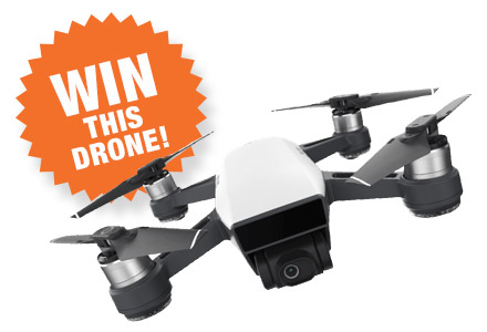 WCM Drone Giveaway