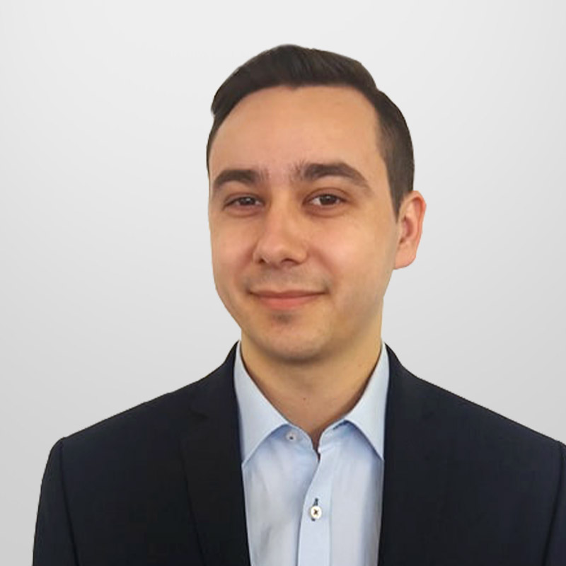 New Hire QA Analyst - Dmytro Pavliuk