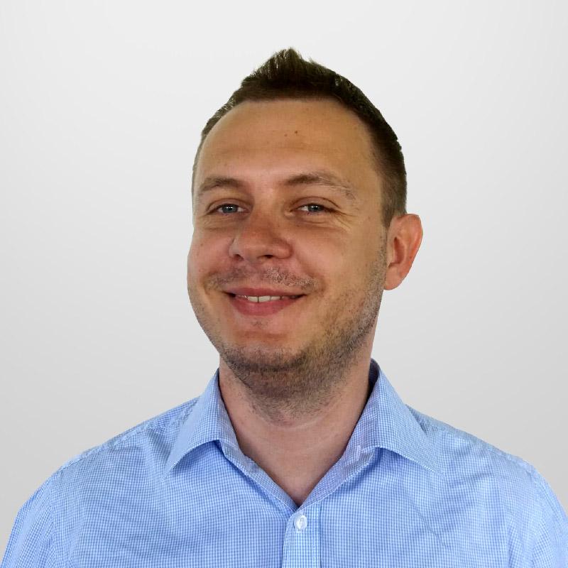 New QA Analyst - Paul Jastrzab