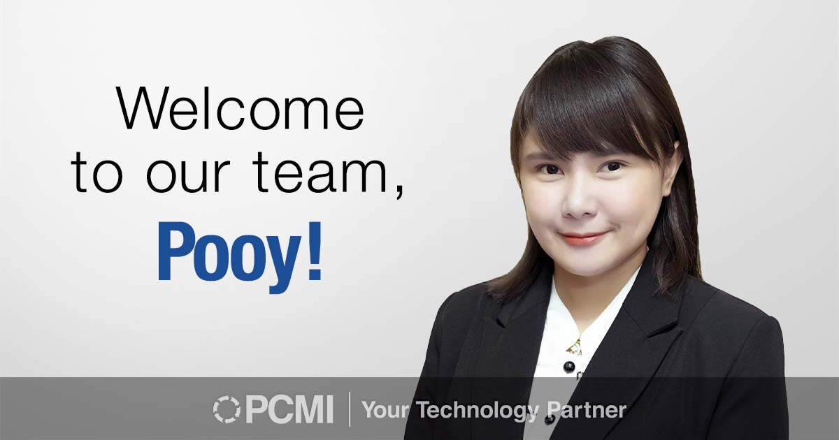 PCMI Software New Hire Pooy Sriwichai