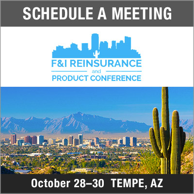 schedule a meeting at f&i reinsurance