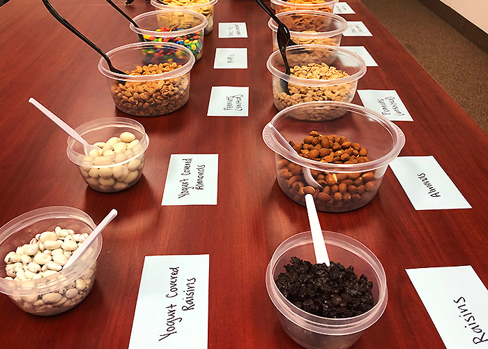 Foodie Friday trail mix