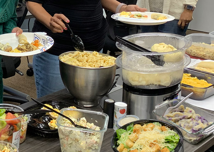 main dish pcmi thanksgiving potluck