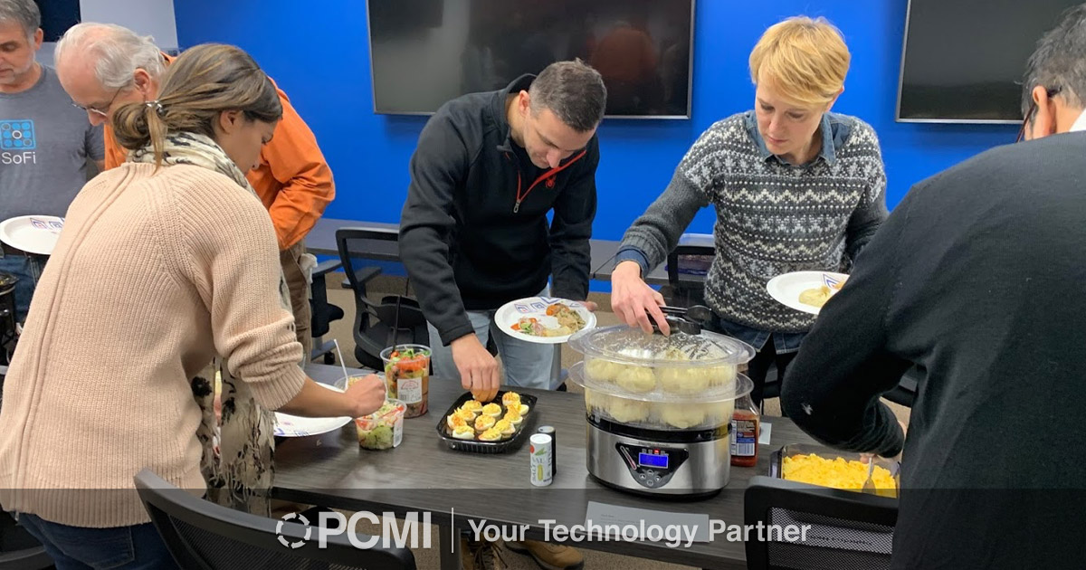PCMI Thanksgiving Potluck