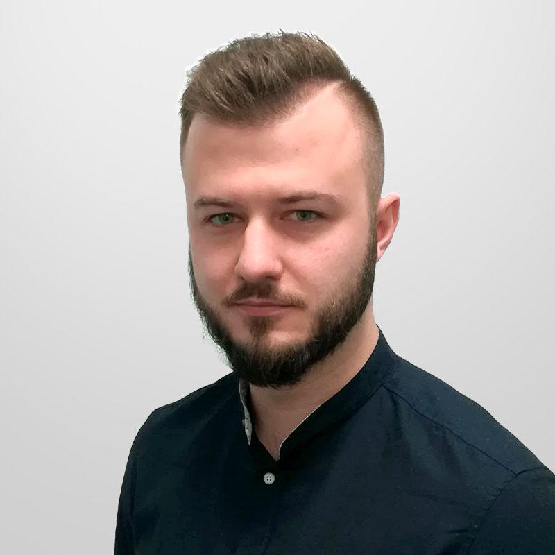 pcmi team member krzysztof headshot