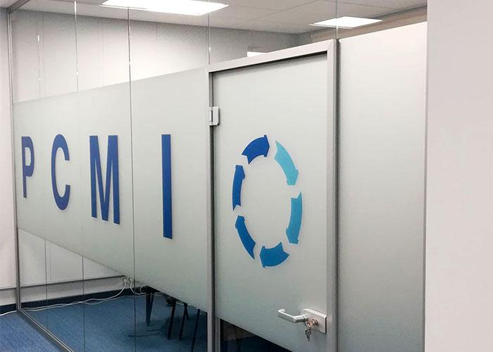 Poland office, PCMI logo