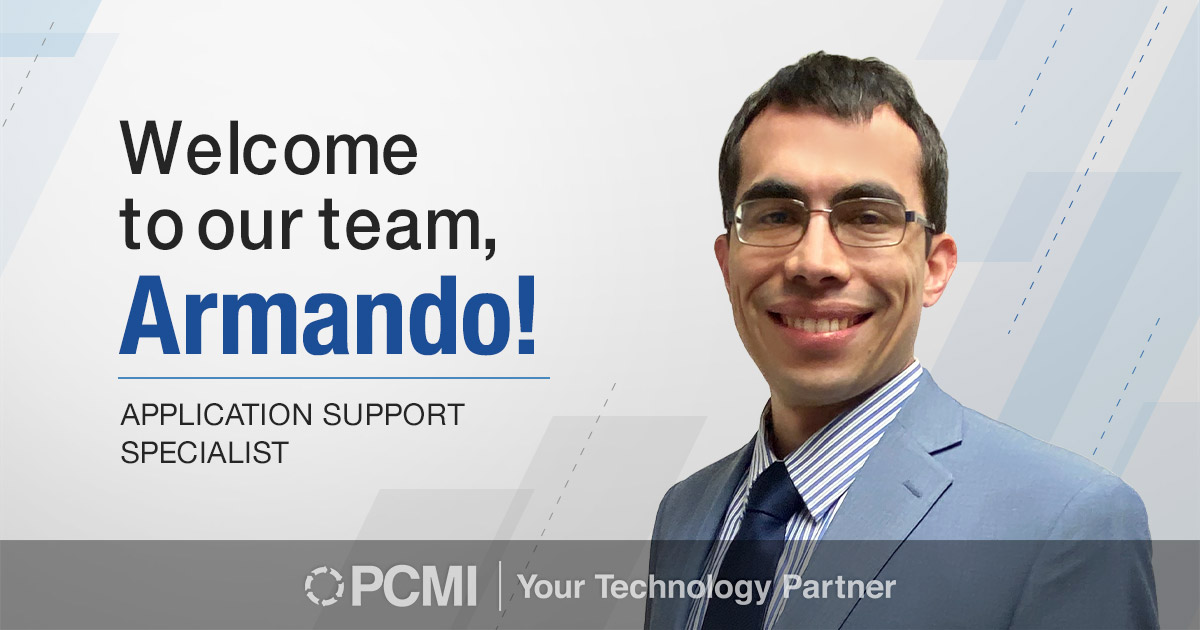 pcmi team member Armando Velez headshot