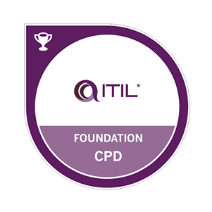 ITIL Foundation Certification badge
