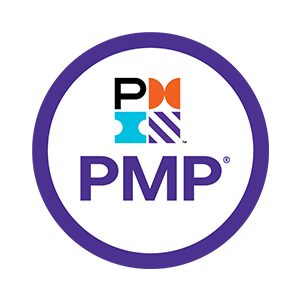 Project Management Professional Certification Badge