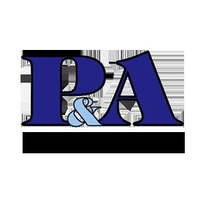 P&A - magazine logo