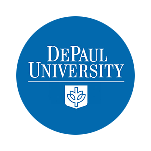 DePaul University badge