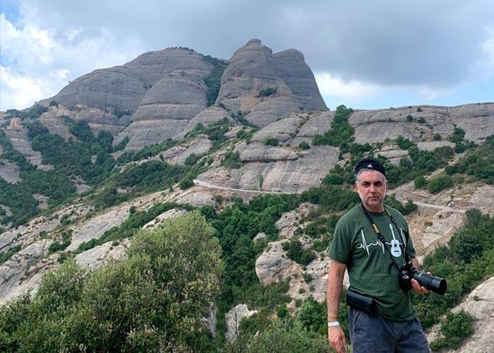 Eduard's hike