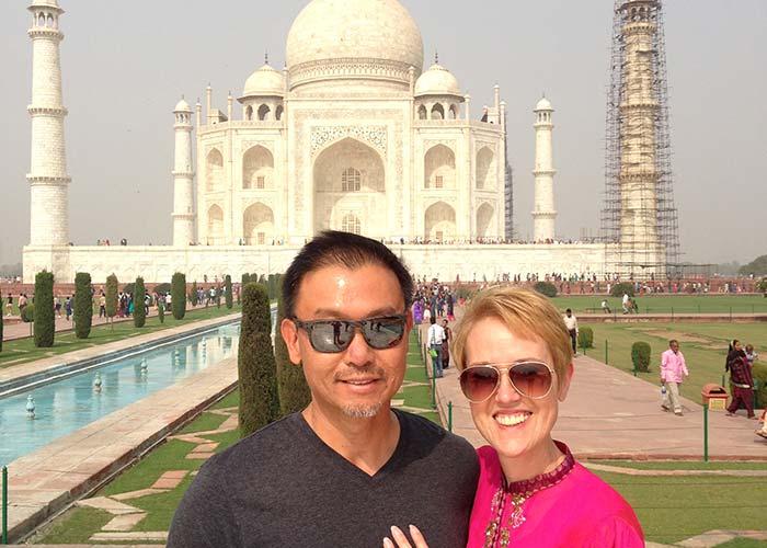 Rhonda - Taj Mahal