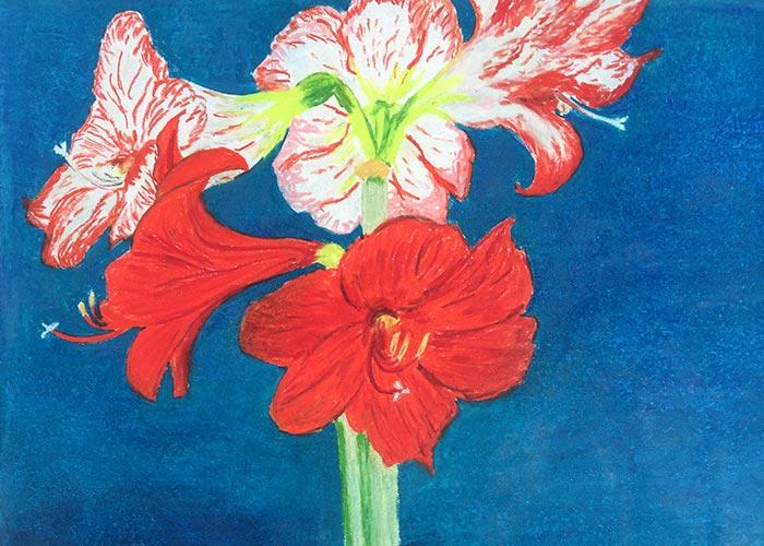 Russ art - flowers