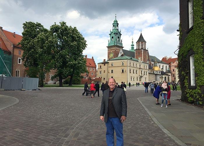 Russ in Krakow