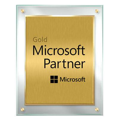 Gold Microsoft Partner