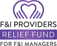 F&I Providers Relief Fund logo