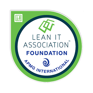 Lean It Association - Foundation Certification badge