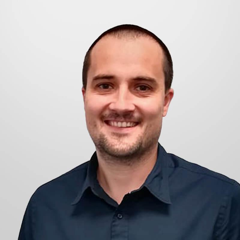 Dawid Szczepaniak headshot