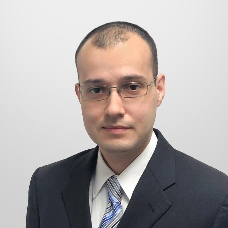 Joaquin Martinez headshot