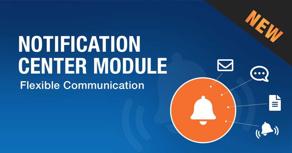 Notification Center Module