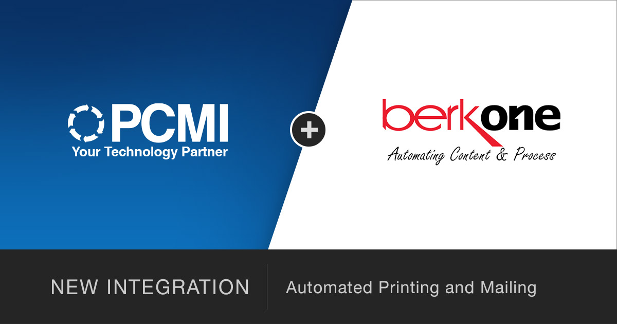 PCMI & BerkOne Integration