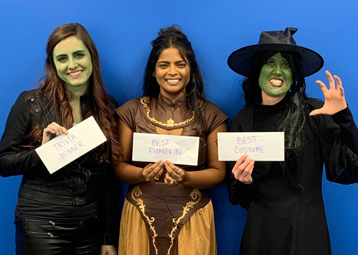Halloween Costume Winners