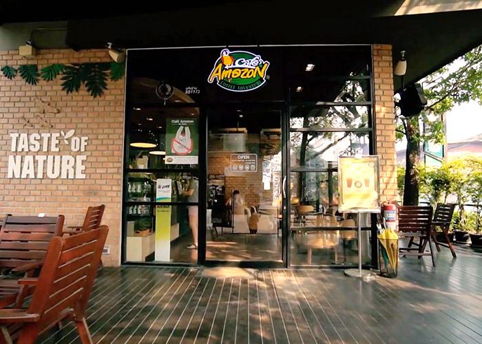 Thailand team cafe