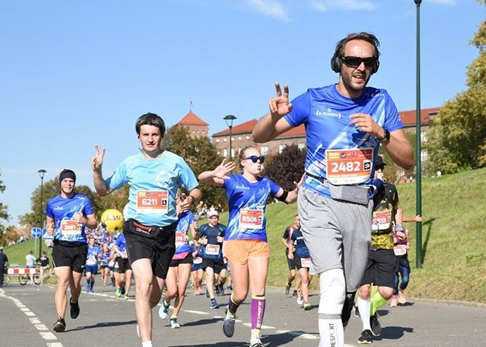 Poland team marathon