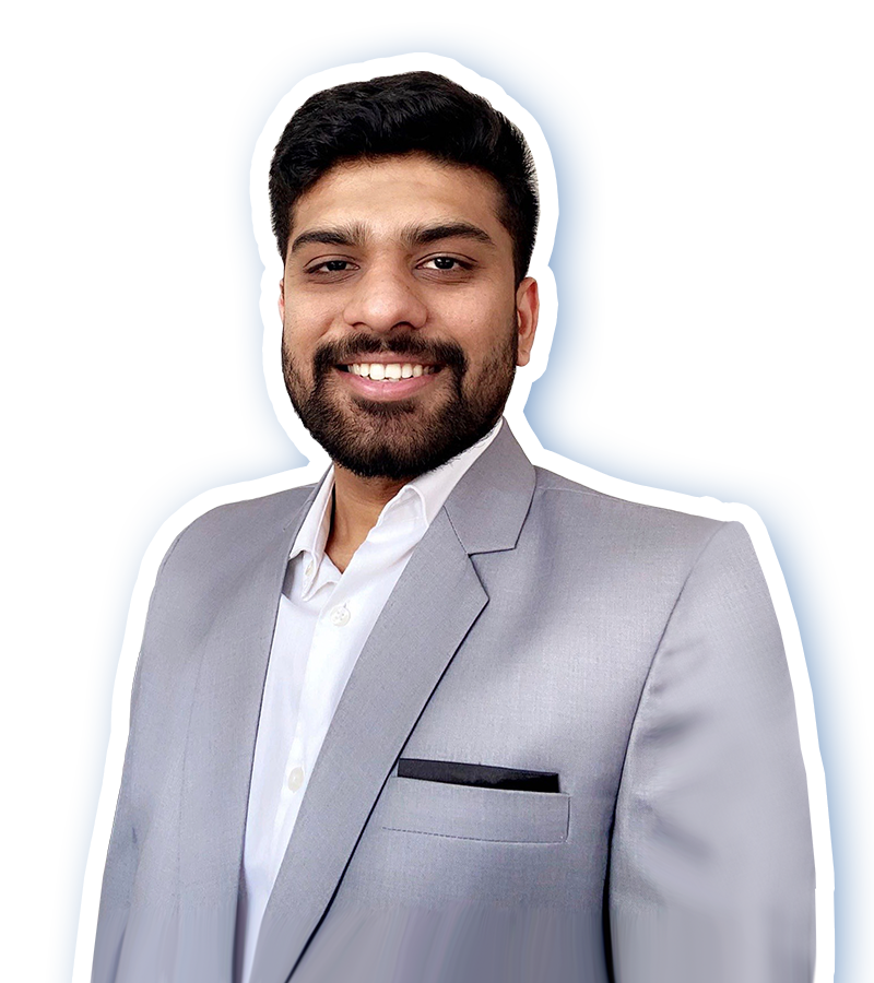 pcmi team member testimonial Dhruvit Savla